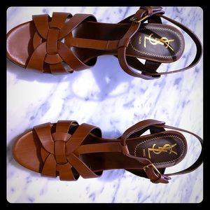 Saint Laurent Platform sandals 39.5